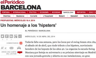 Un homenaje a los 'hipsters'