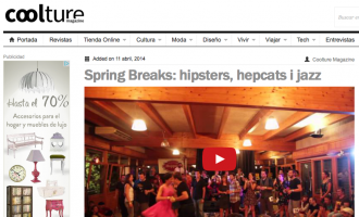 'Spring Breaks: hipsters, hepcats i jazz'