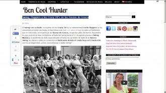 Bcn Cool Hunter - Swing, Flappers and the Crazy 20's at les Festes de Gràcia