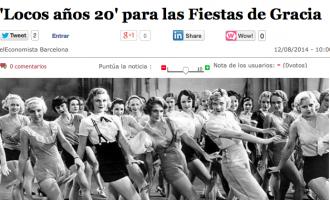 'Locos años 20'