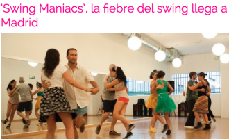 'Swing Maniacs', la fiebre del swing llega a Madrid