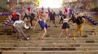 Swing Maniacs at Correr and Fitness!