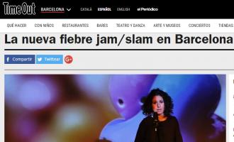The new jam/slam fever in Barcelona