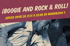¡Boogie y Rock & Roll Jam!