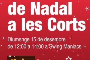 Vermut de Nadal amb Swing!
