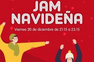 ¡Jam Navideña!