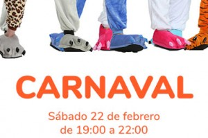 Carnaval ¡Fiesta de Pijamas!