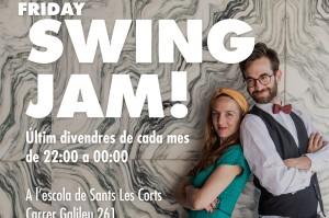 Friday Swing Jam!