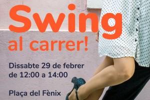 Swing Jam al Carrer!