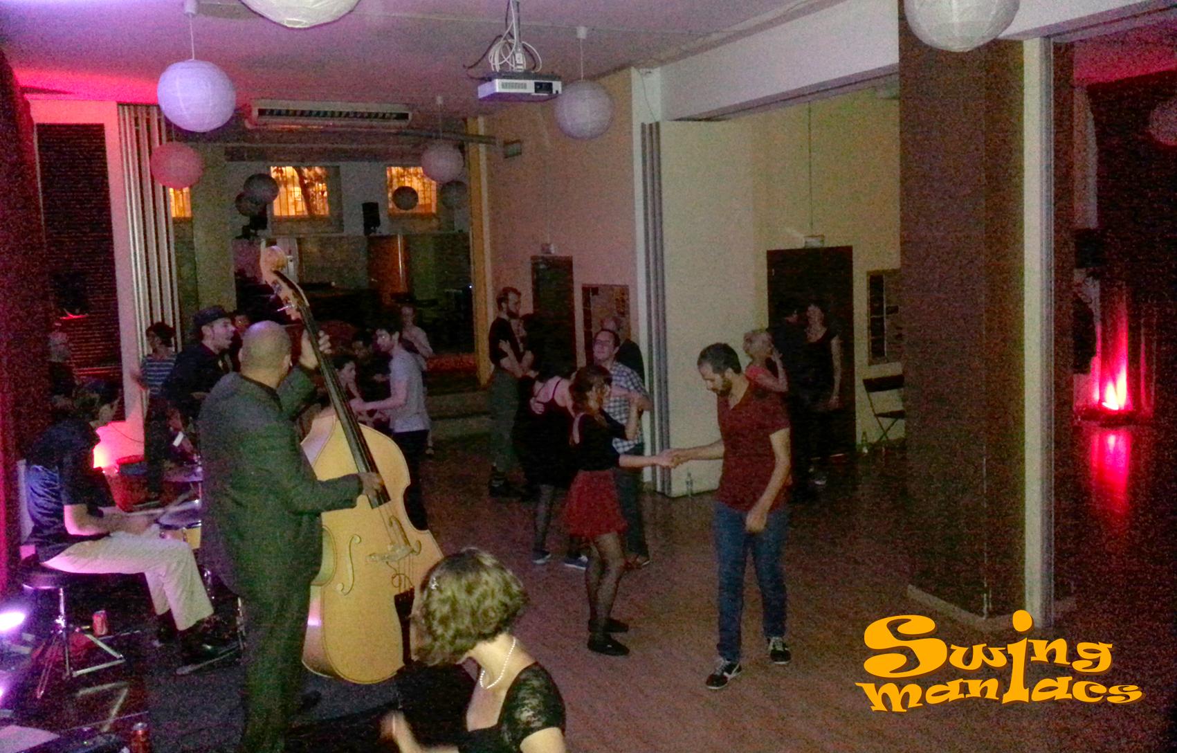 fotos swing maniacs swing a barcelona apr n a ballar