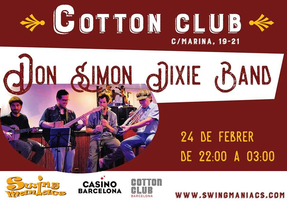Cotton Club Swing Jam de Carnestoltes!