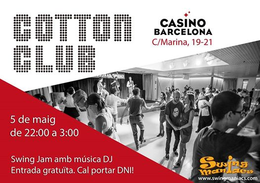 Cotton Club Swing Jam!