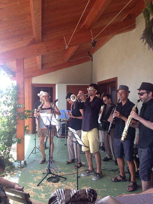 Concert Maniacs' Band + classe oberta!
