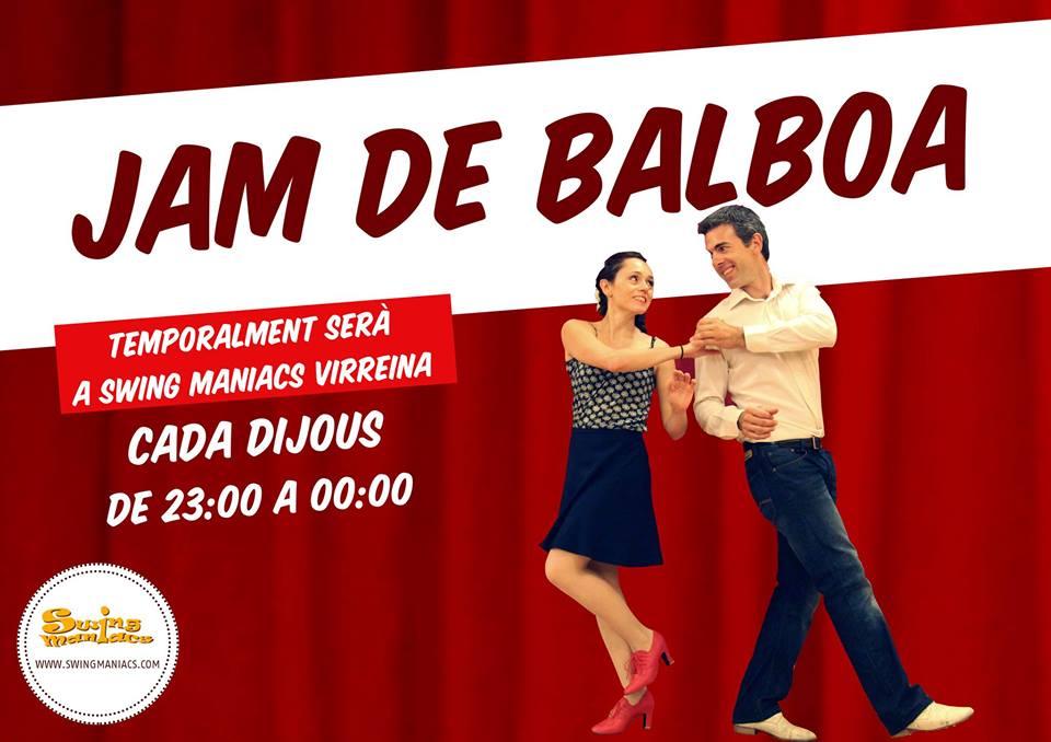 Jam de Balboa!