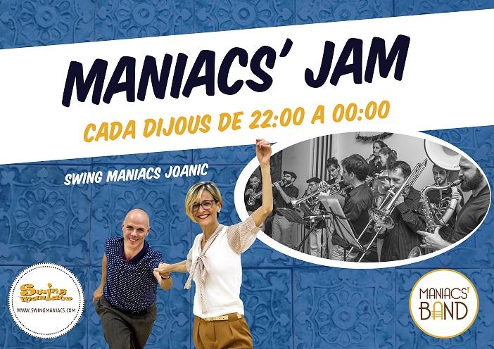 Maniacs Jam!