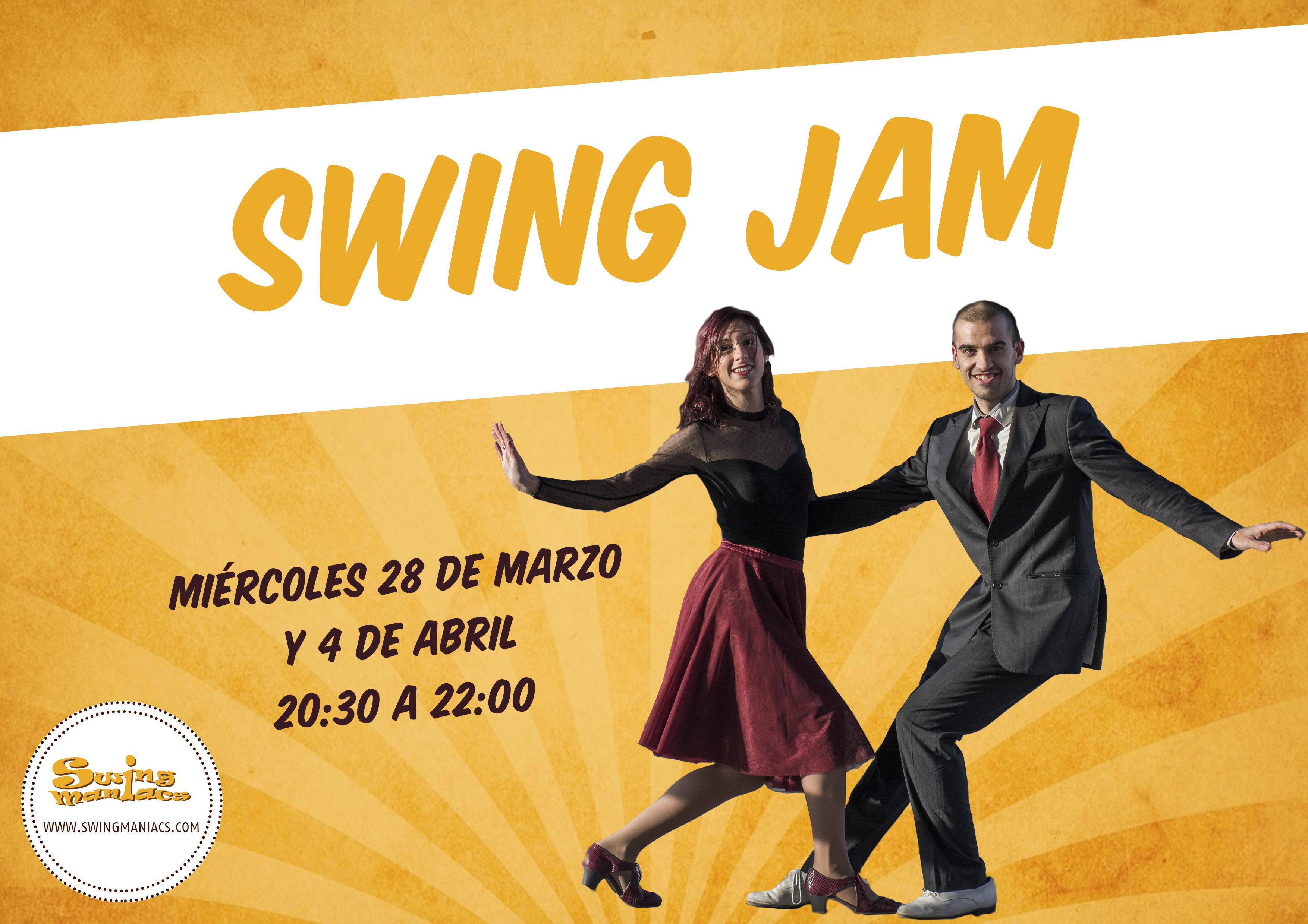 ¡MINI SWING JAM!