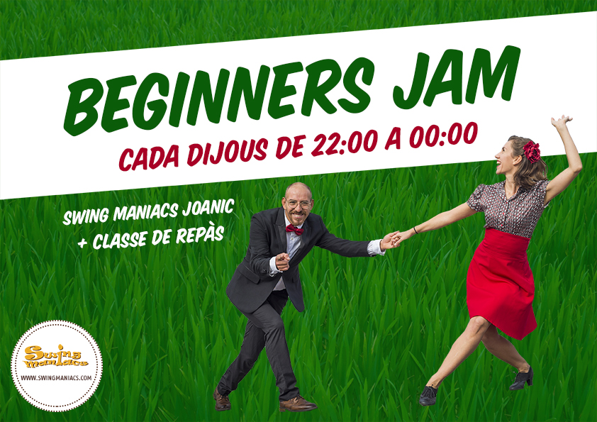 Beginners Jam! @ SM Gràcia - Joanic | Barcelona | Catalunya | Espanya