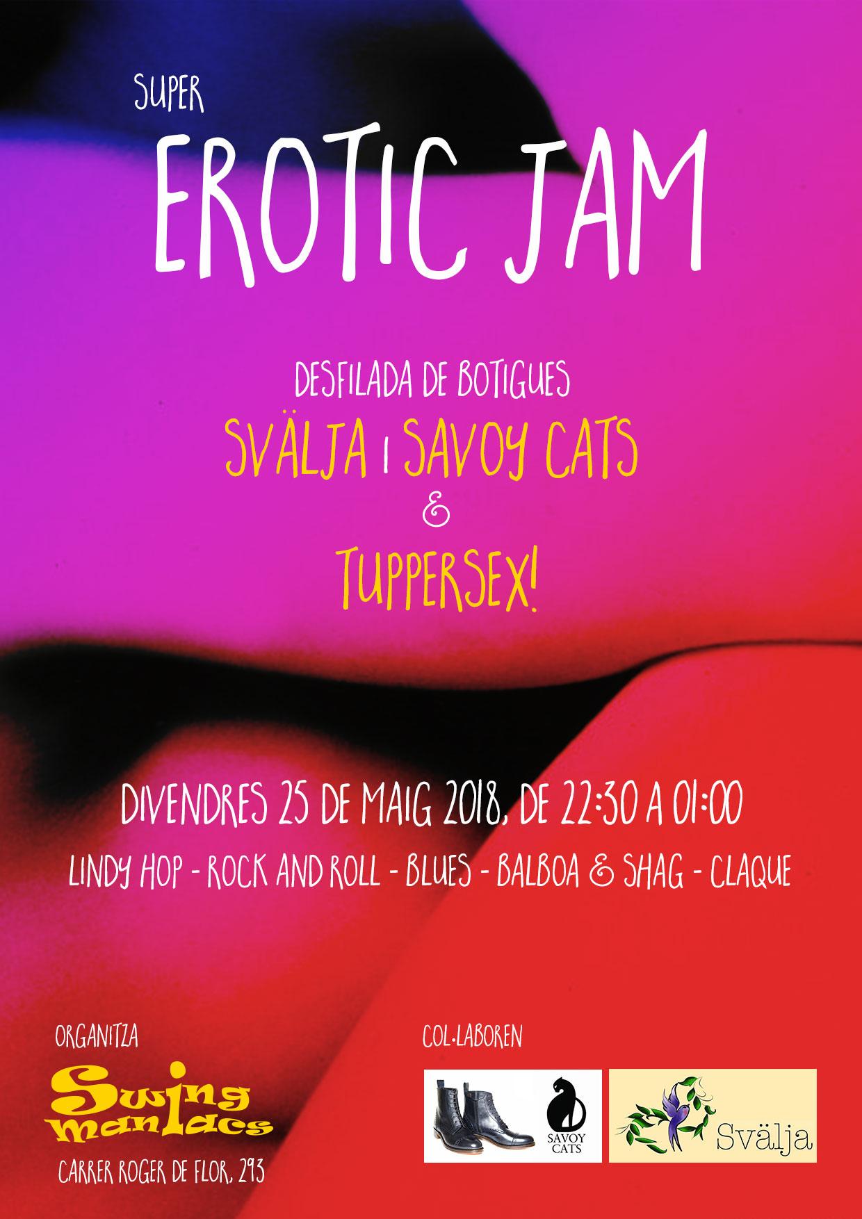 Super Jam (Erotic Jam)!