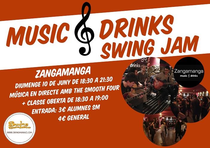 Concert per ballar al Zangamanga!
