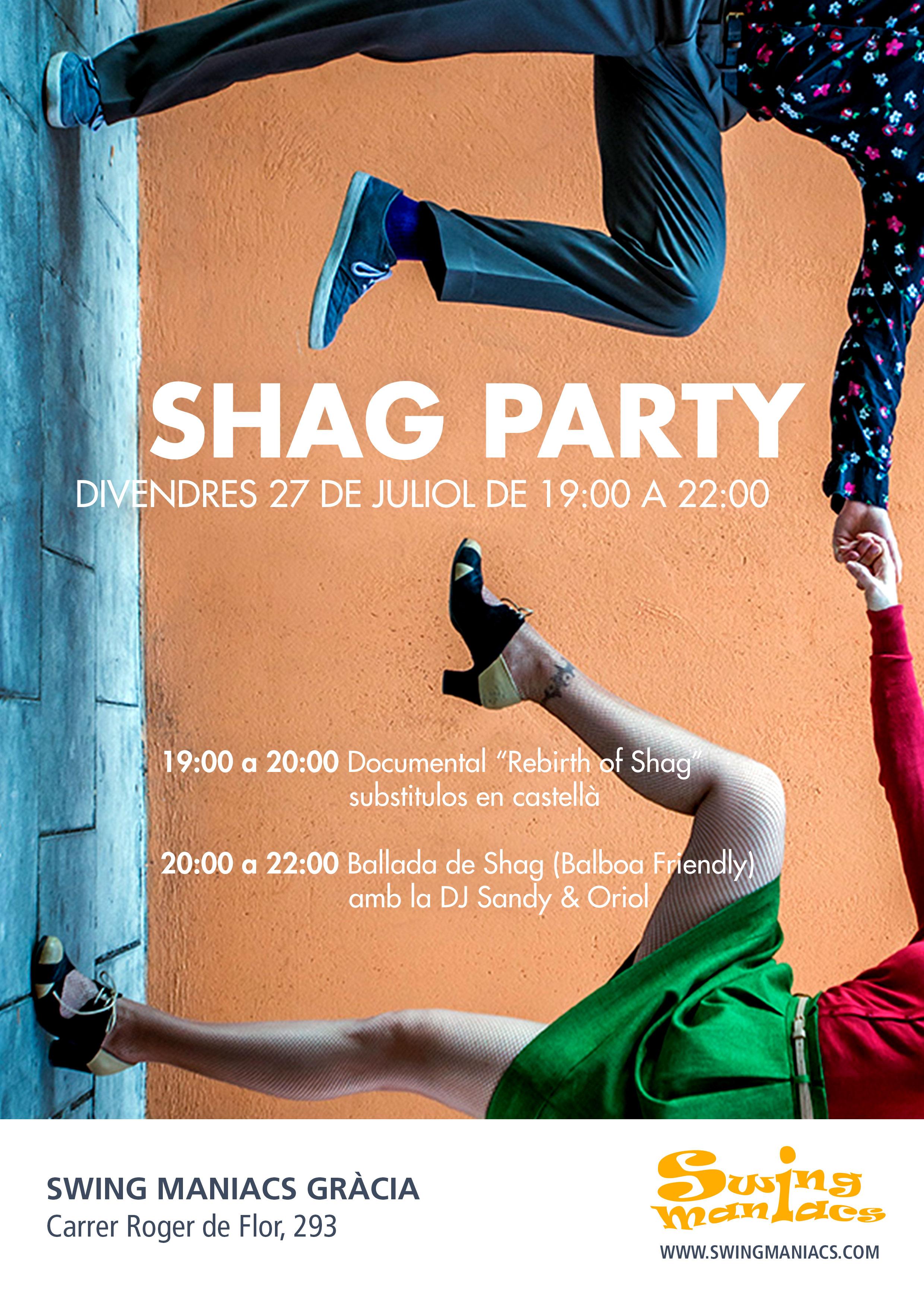 Shag Party!