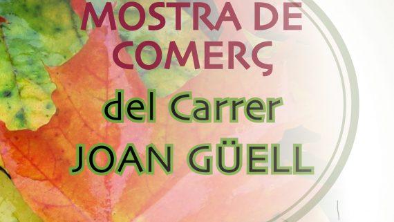 Swing a la Mostra de Comerç del carrer Joan Güell!