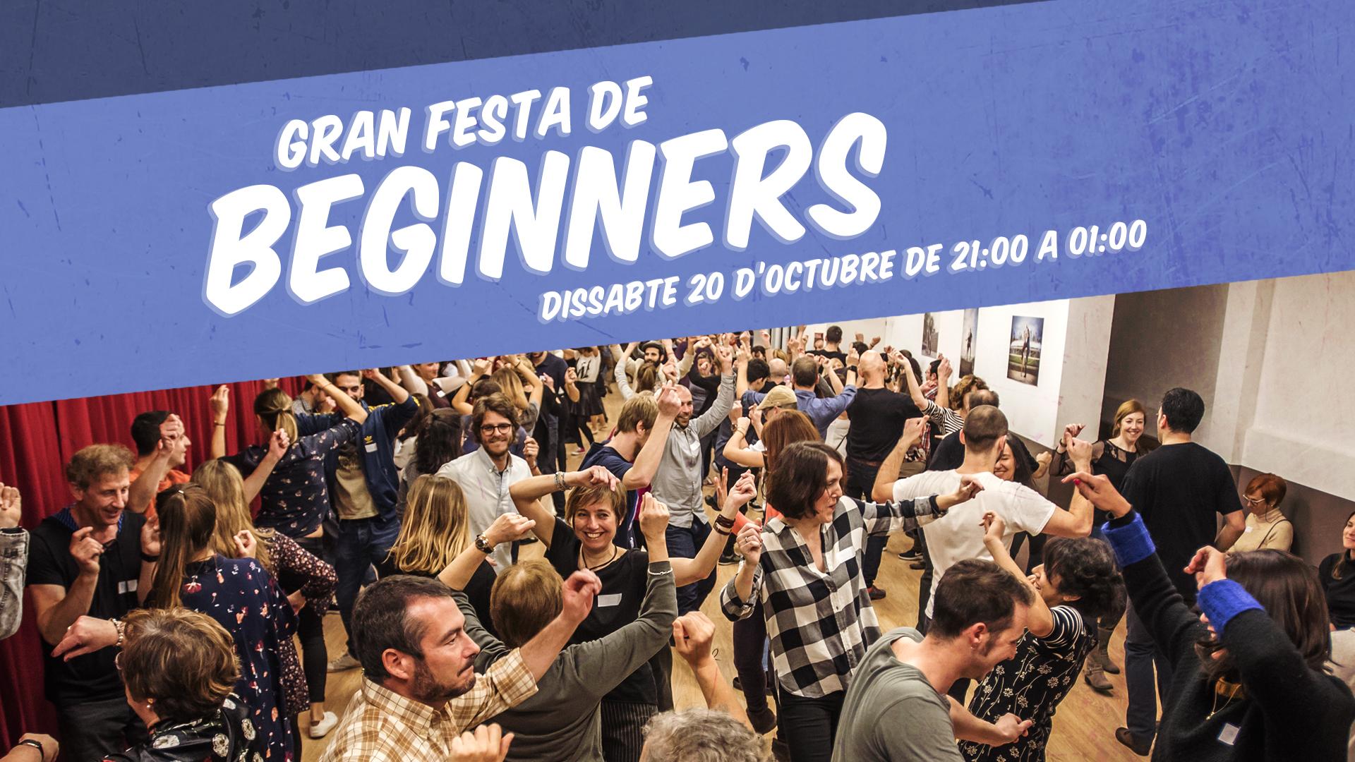 1a Gran Festa de Beginners del Trimestre! @ SM Gràcia - Joanic | Barcelona | Catalunya | Espanya