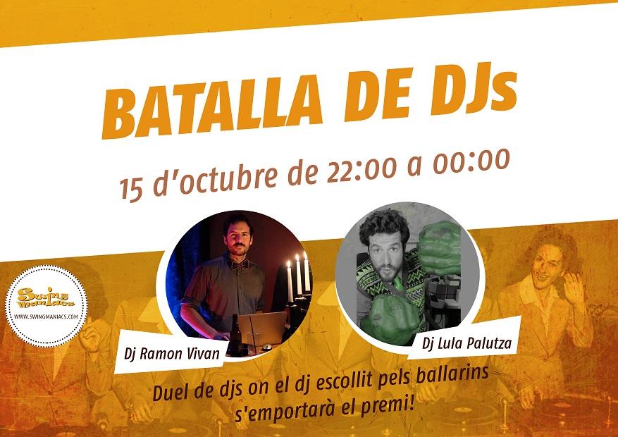 Batalla de Dj's! @ SM Gràcia - Joanic | Barcelona | Catalunya | Espanya