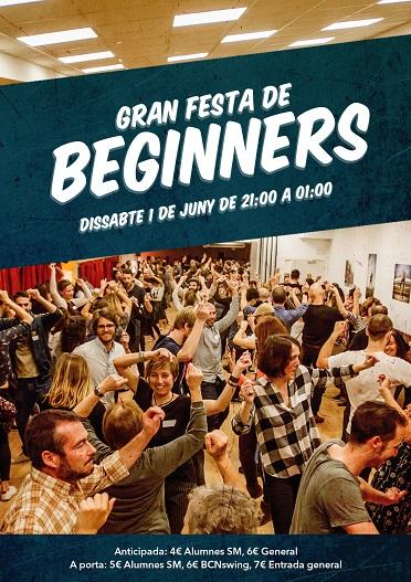 Segona Gran Festa de Beginners del Trimestre!