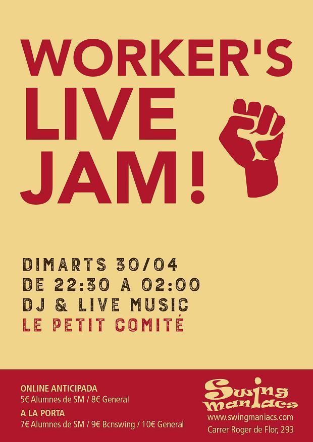 Worker's Live Jam!