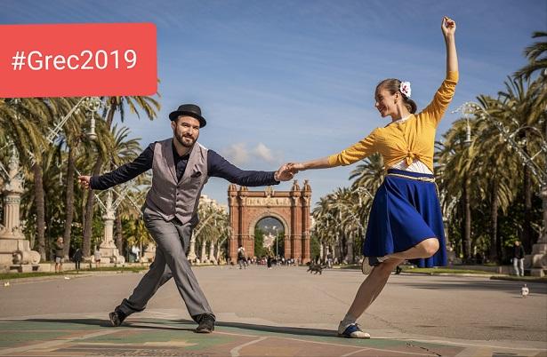 Swing Maniacs al Festival Grec 2019!