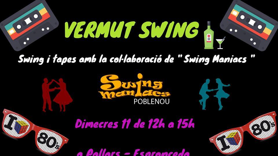Vermut Swinguero per les Festes del Poblenou!