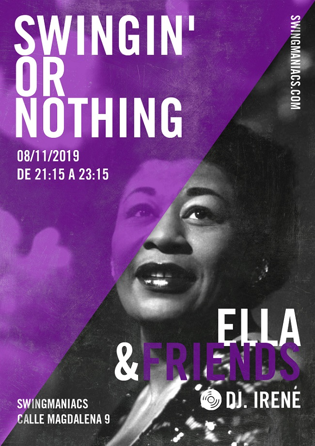 Swingin' or Nothing - ELLA AND FRIENDS!