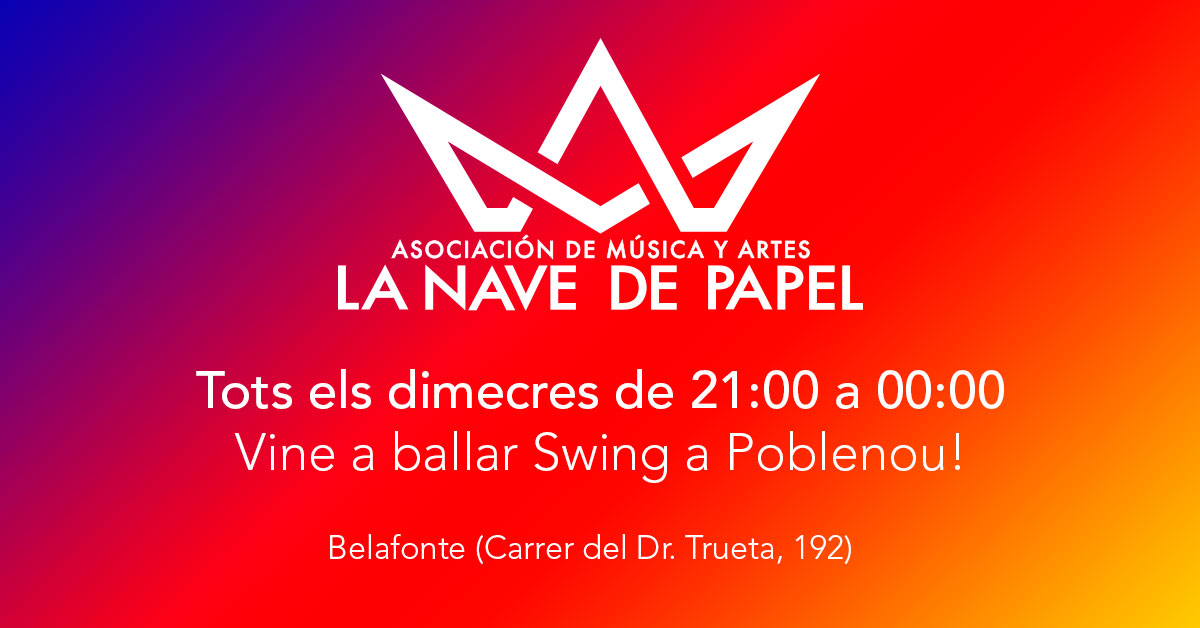 La Nave de Papel Swing Nights!