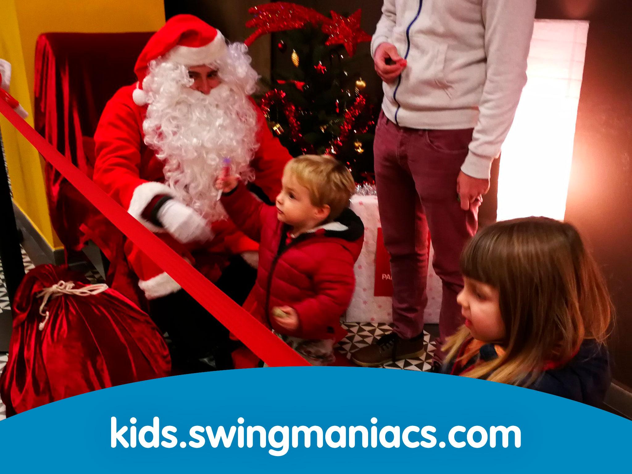 Ens visita el Pare Noel!