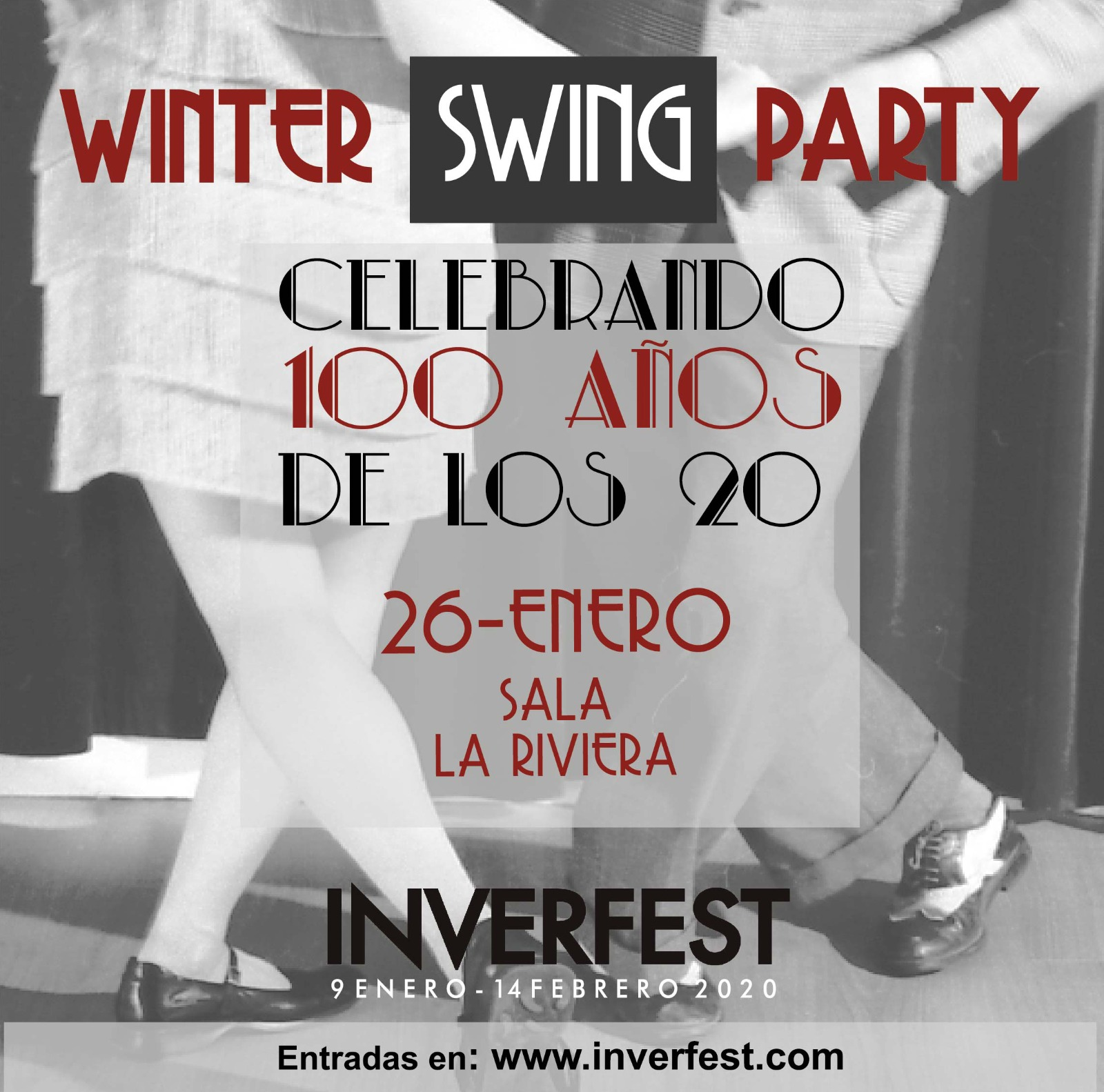 Winter Swing Fest!