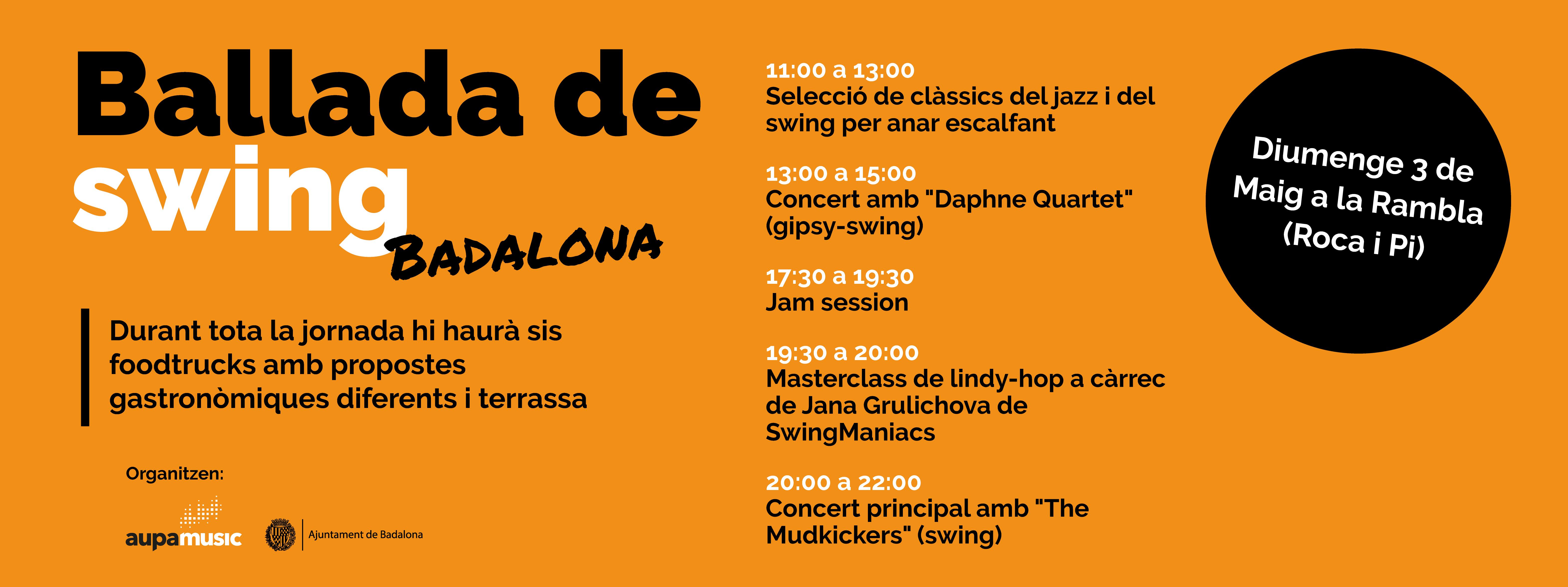 Ballada de Swing a Badalona!