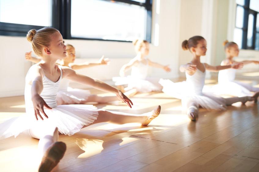 Ballet de 9 a 12 anys