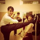 12/03/2012 - Un dia a Swing Maniacs...