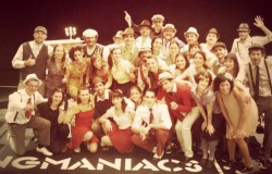 08/02/2012 - Swing Maniacs en TV3