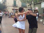 11/08/2012 - Swing d'estrangis a Revolució