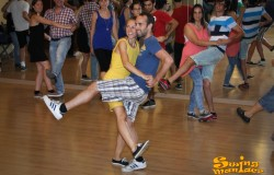 Open doors of Lindy Hop