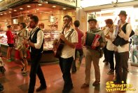 21/09/13 - Marching band of Maniacs Band in Mercat de la Llibertat