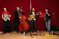 11/10/13 - Swing Jam with The Swing Power Trio