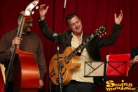 11/10/13 - Swing Jam with The Swing Power Trio