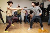 31/01/14 - Swing Jam amb mercadillo