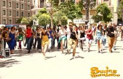 07/06/2014 - Clandestino en Plaza del Carmen, Madrid