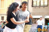 26/07/14 - Swing d'Estranquis a la plaça Revolució!