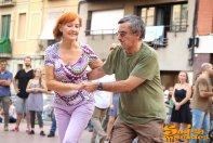 23/08/14 - Swing d'Estranquis a la plaça Revolució