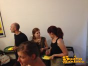 18/07/2014 - Cena de Traje