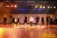 13/12/14 - Actuacions de Fi de Trimestre de Swing Maniacs!